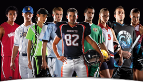 Customize Sports Apparel | Psycho Jock